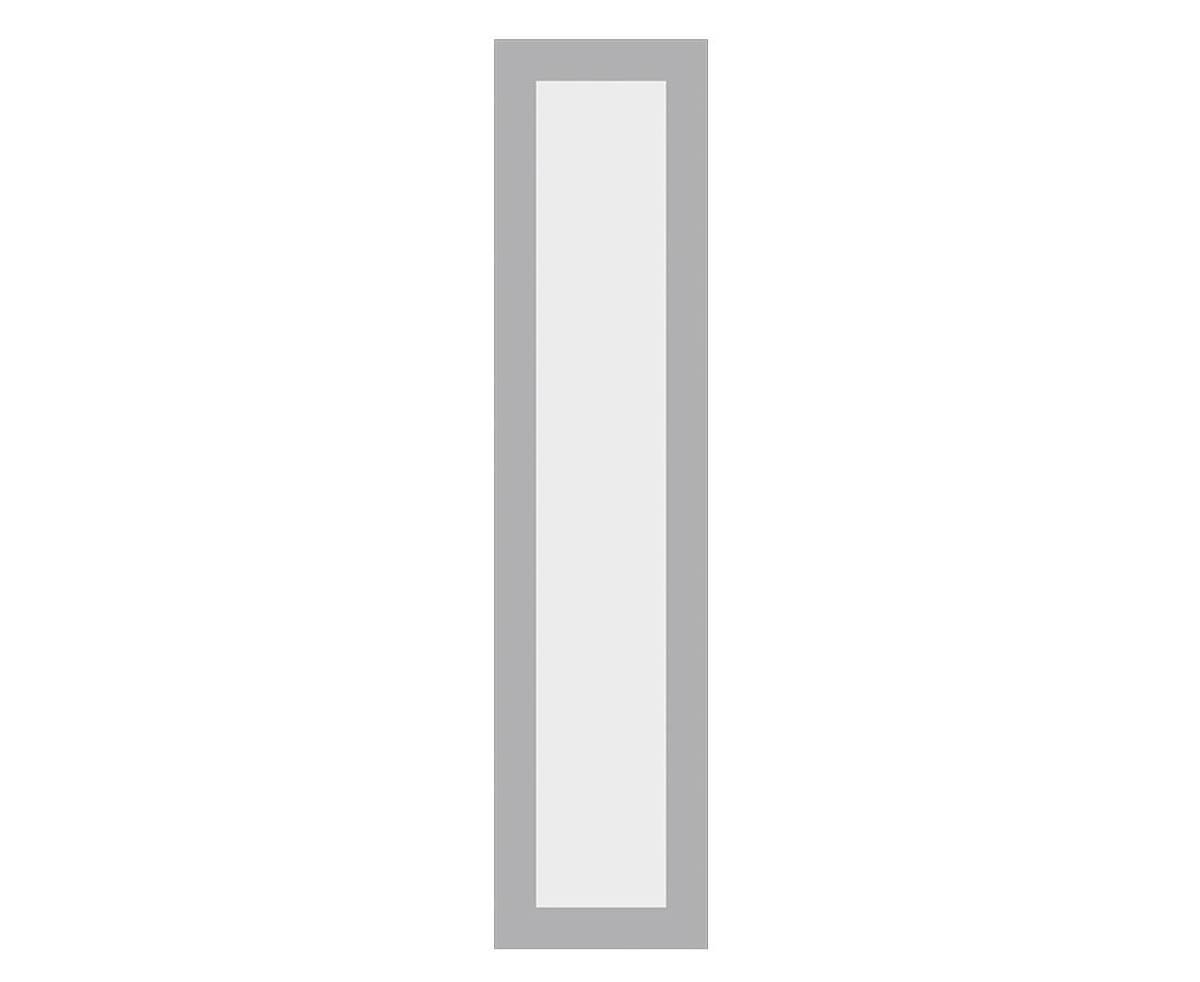 Витраж Пастораль 548x128 для фасада 716х296