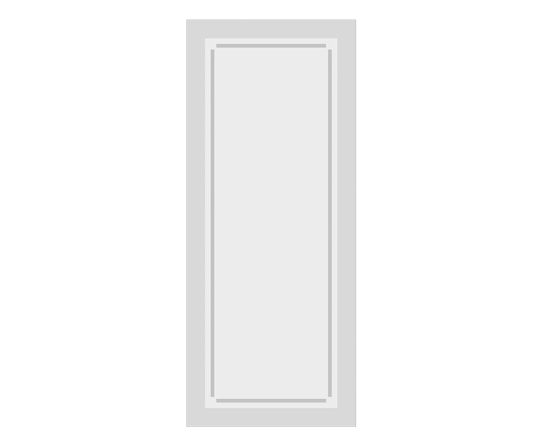 Витраж Анита 548x228 для фасада 716х396