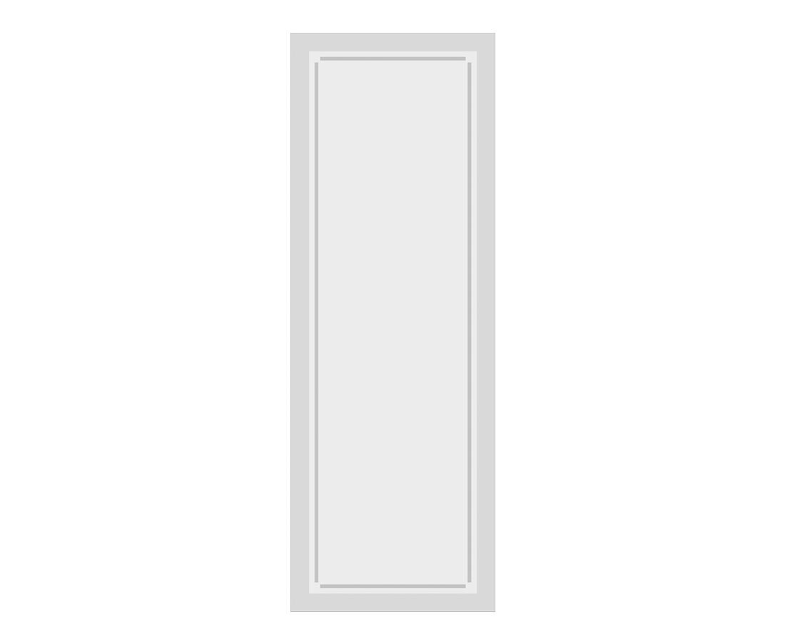 Витраж Анита 788x278 для фасада 956х446